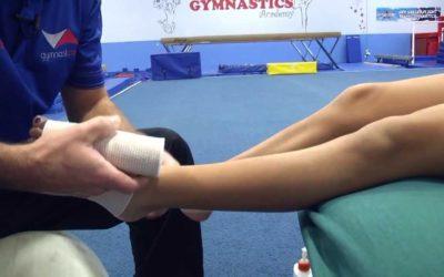 Como Recuperarse de Lesiones en Cheer o Gimnasia tan Rápido Como sea Posible