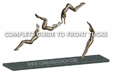 How To Do A Front Tuck (Front Flip) – Complete Guide With 17 Drills