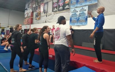 11 Tips To Help You Become A More Effective Tumbling Coach